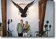 Frau Henri und Herr Buschkowsky